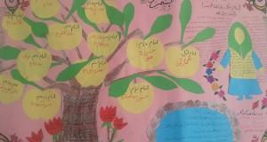 برندگان مسابقه کتابخوانی«کوثر»نقاشی و روزنامه دیواری